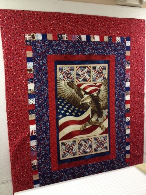 Sewing For Quilts Of Valor Peachtree Road United