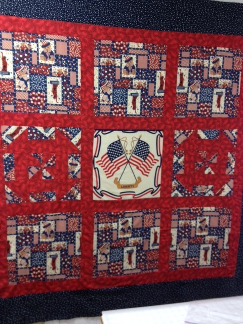 Sewing For Quilts Of Valor Peachtree Road United Methodist Church
