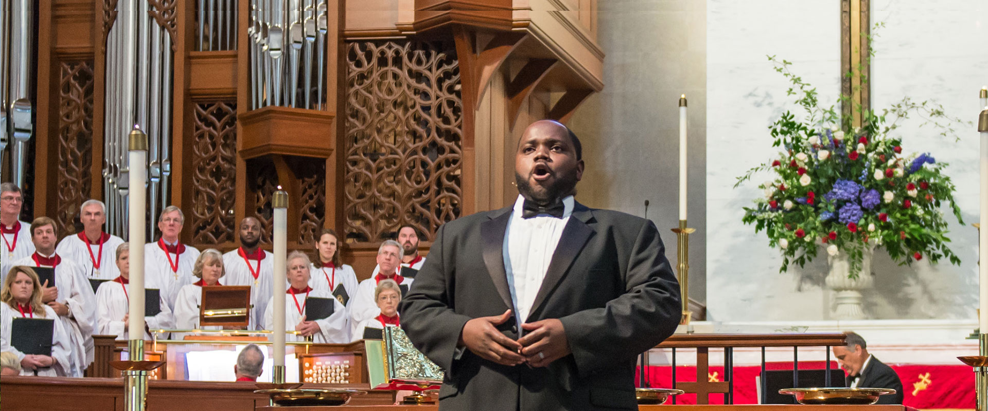 Celebration of Freedom Volunteer Chorus and Timothy Miller