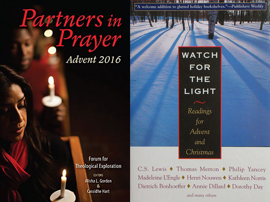 Advents Devotionals for 2016 available at PRUMC