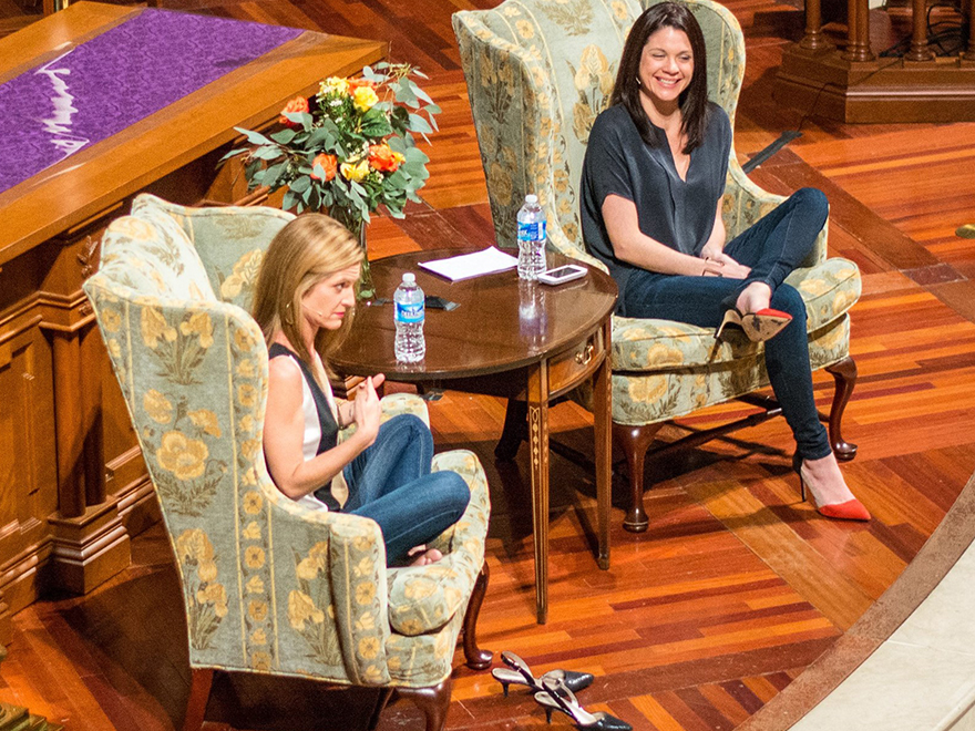 An Evening with Glennon Doyle Melton at PRUMC.