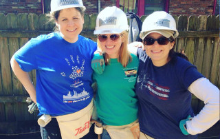 PRUMC's Spring 2016 Habitat for Humanity Build