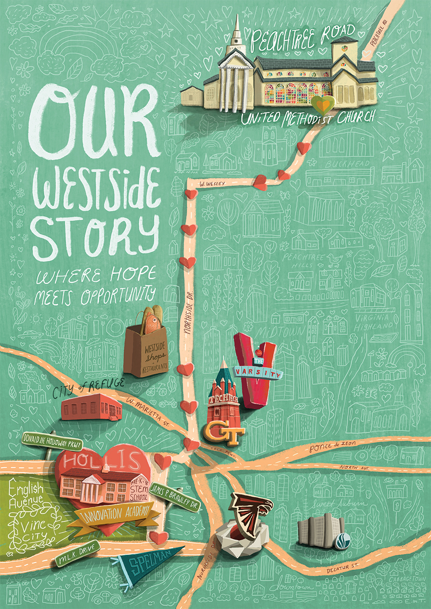 Our Westside Story - Where Hope Meets Opportunity