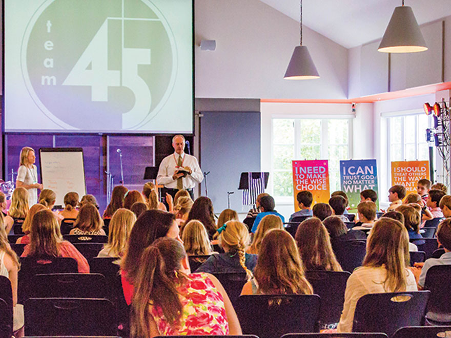 New! The Loft for PRUMC 3rd - 5th graders!