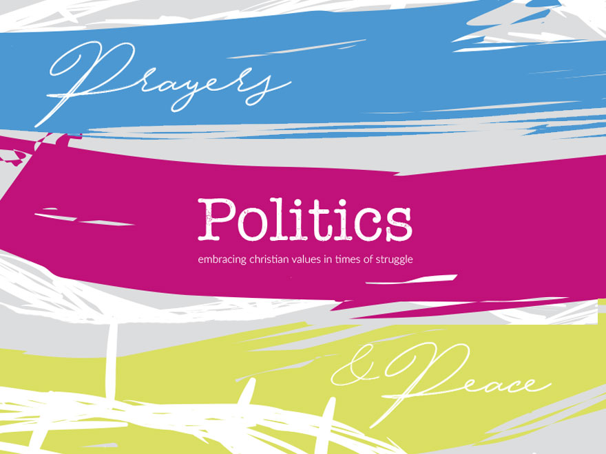 PRUMC Prayers, Politics & Peace Election Devotional
