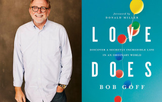 PRUMC Presents An Evening with Bob Goff author of Love Does