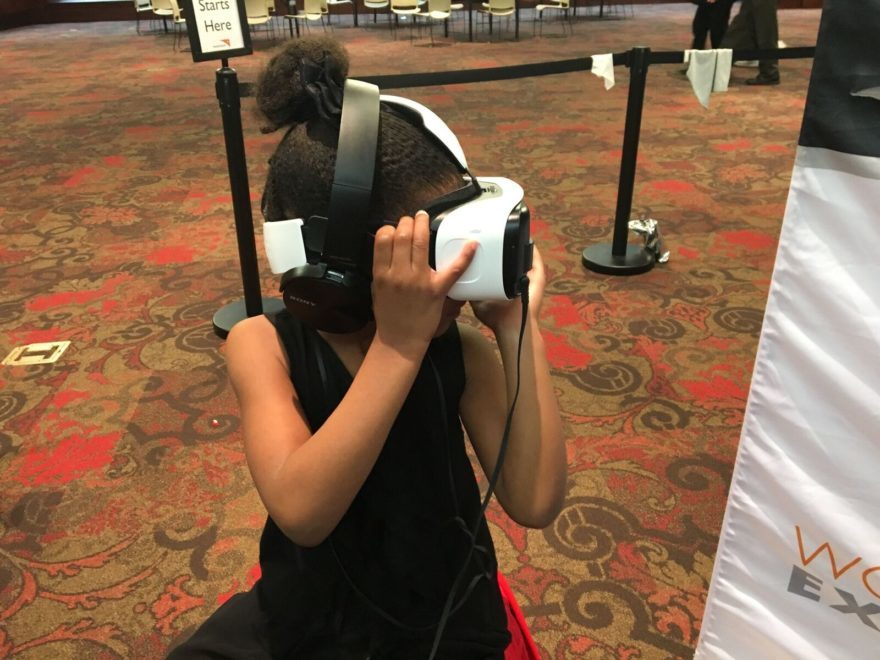 """The Impact of the """"Surviving Syria – Virtual Reality Experience"""""""