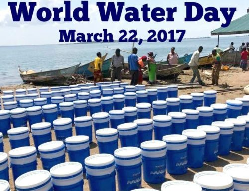 #WorldWaterDay!