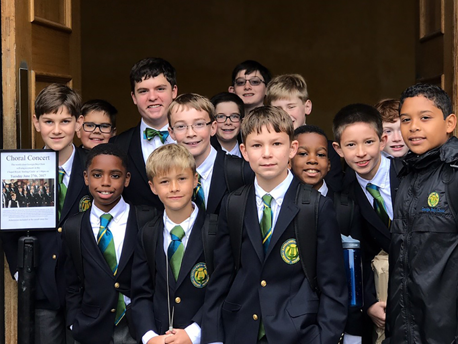 Georgia Boy Choir