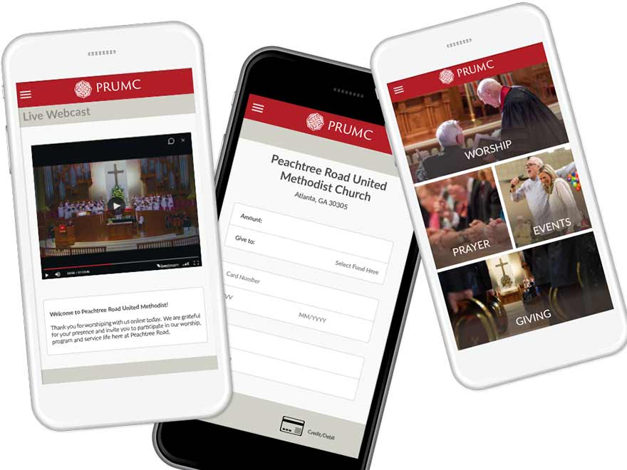 PRUMC...there's an app for that!