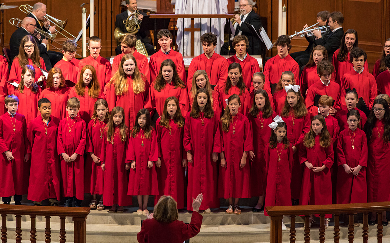 Doxology and Children's Choirs