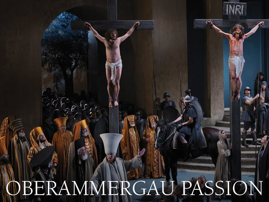 Oberammeragau Passion Play