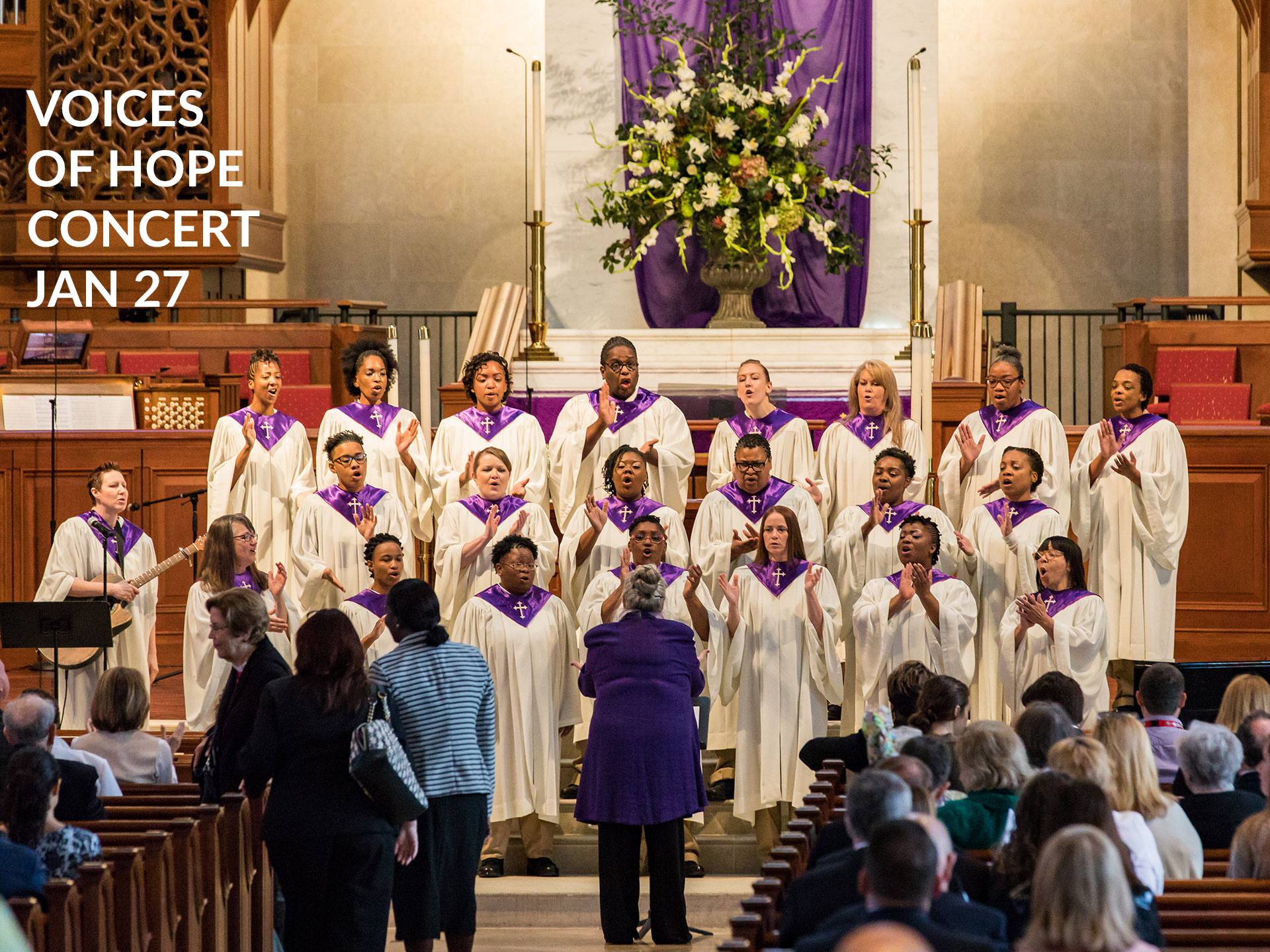Voices of Hope Concert