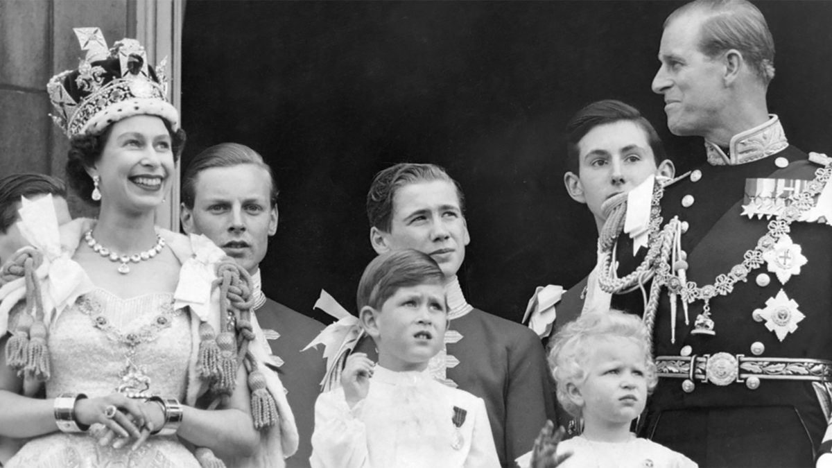 The Crown and Prince Charles