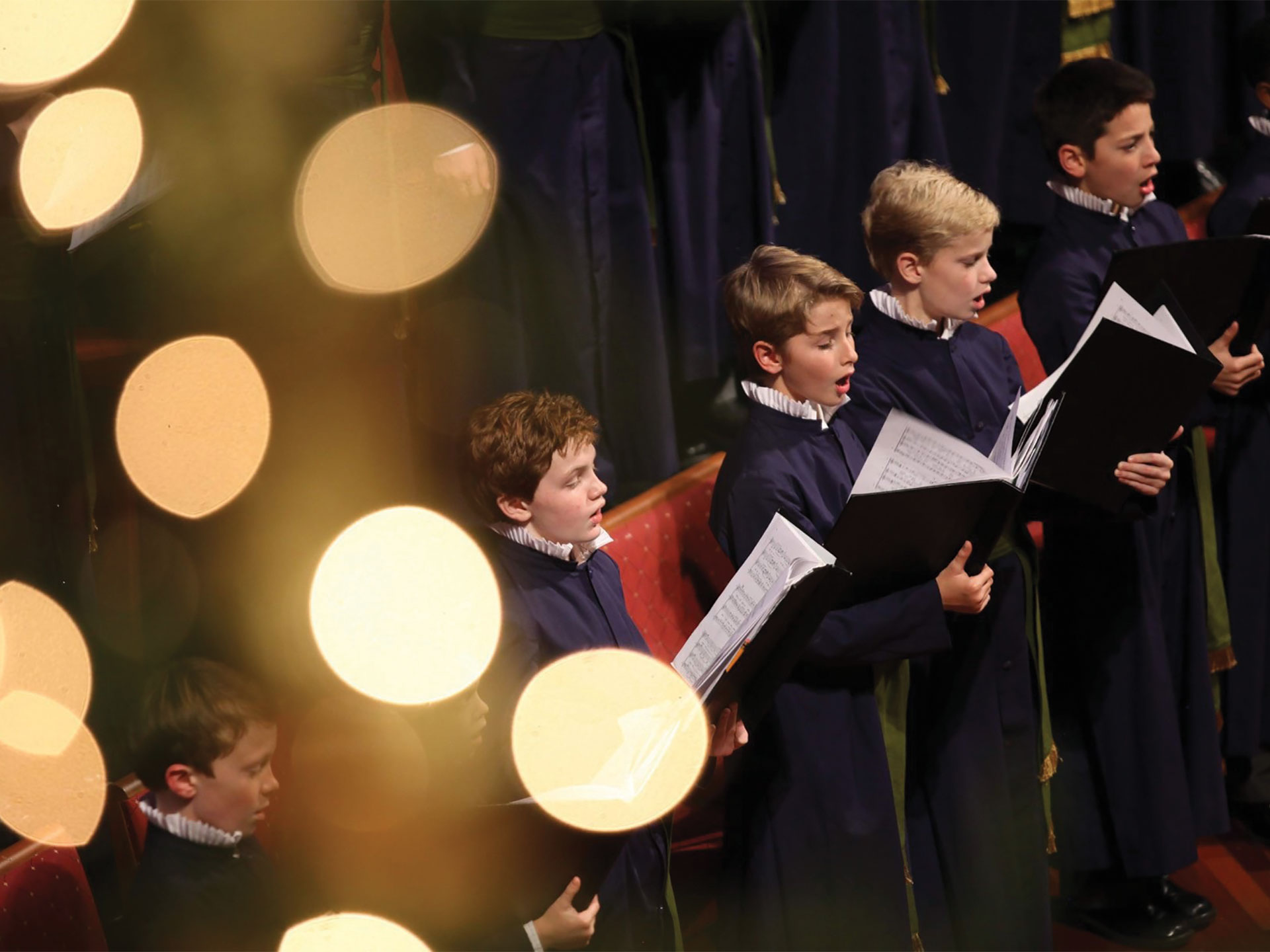 Christmas with the Georgia Boy Choir