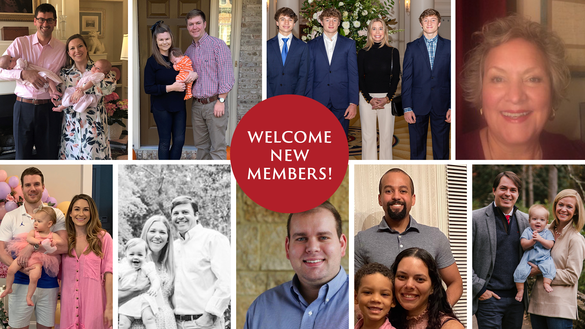 Welcome New Members on Harvest Sunday 2020