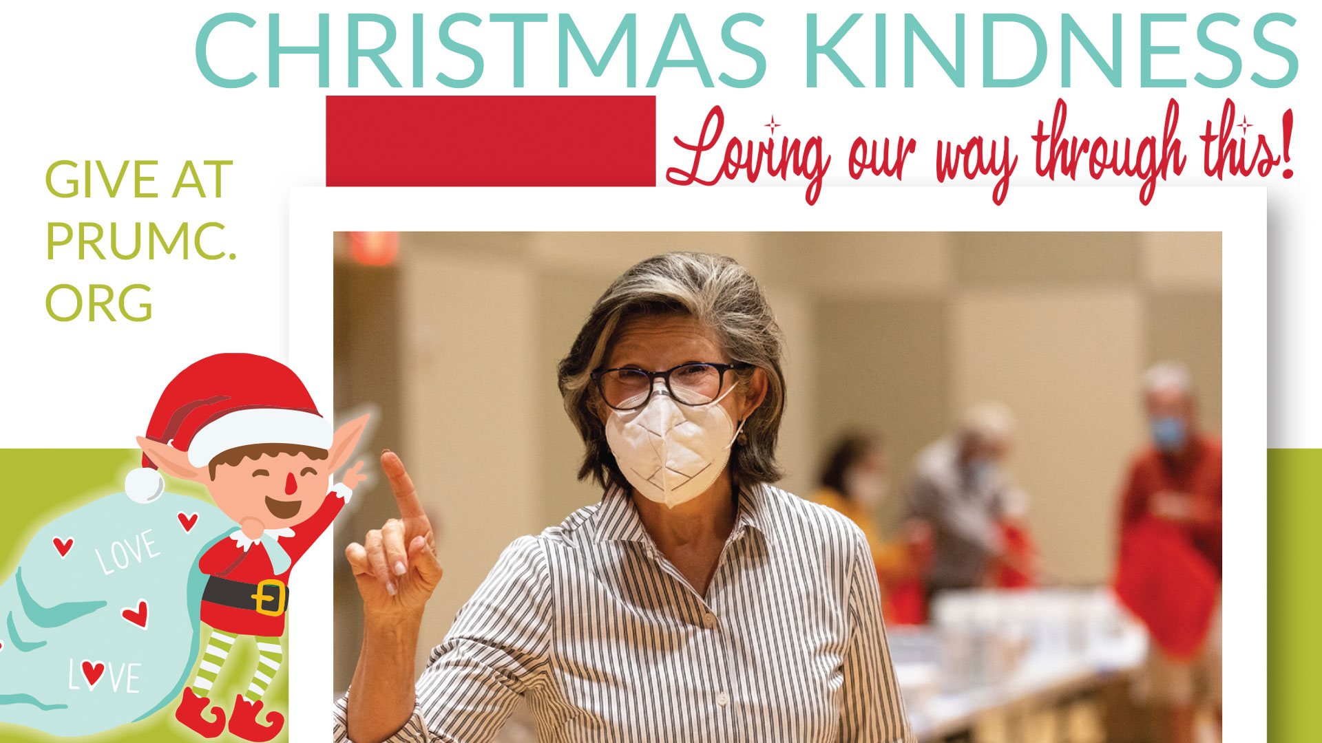 Christmas Kindness 2020 Loving Our Way Through This