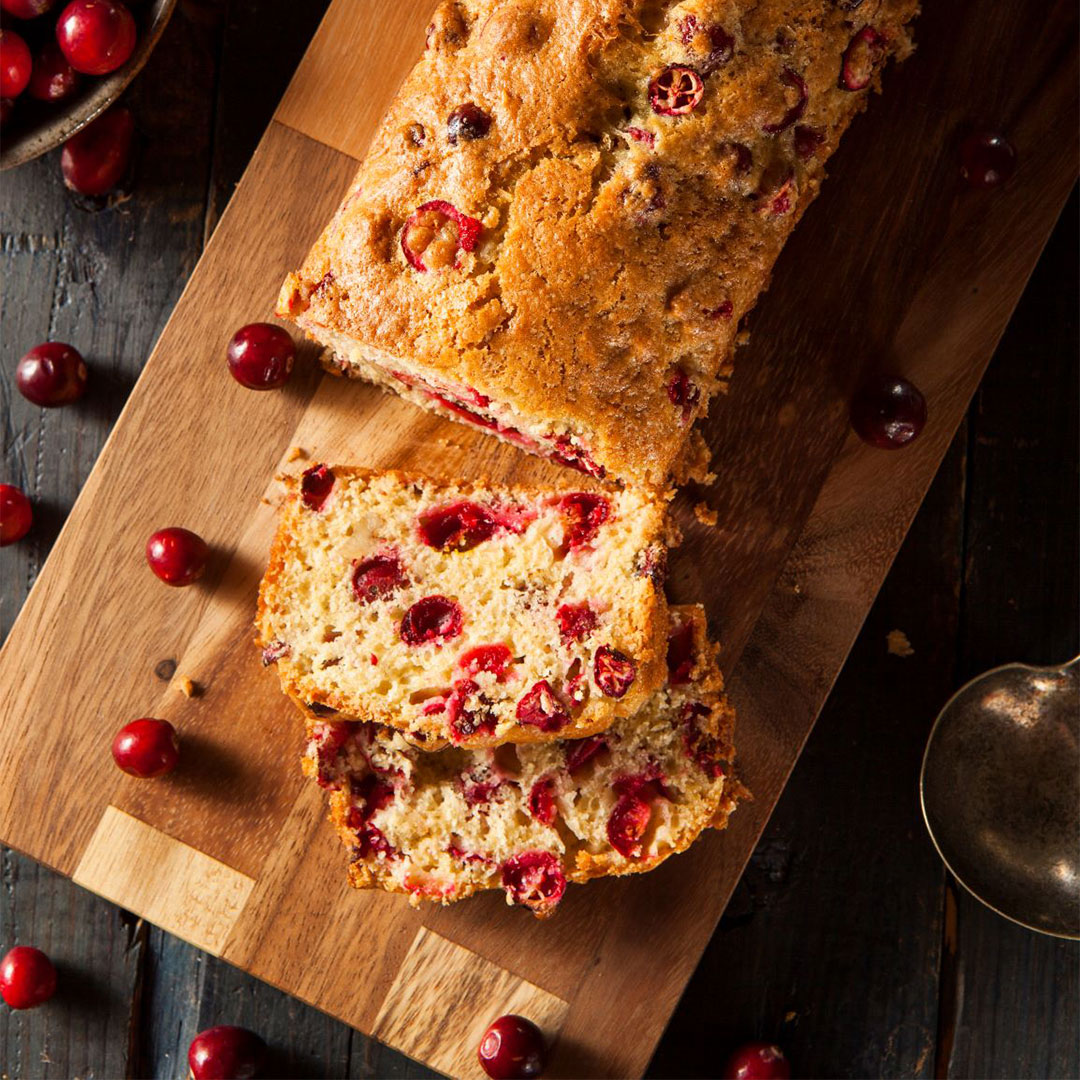 Gourmet Innovations Cranberry Orange Bread