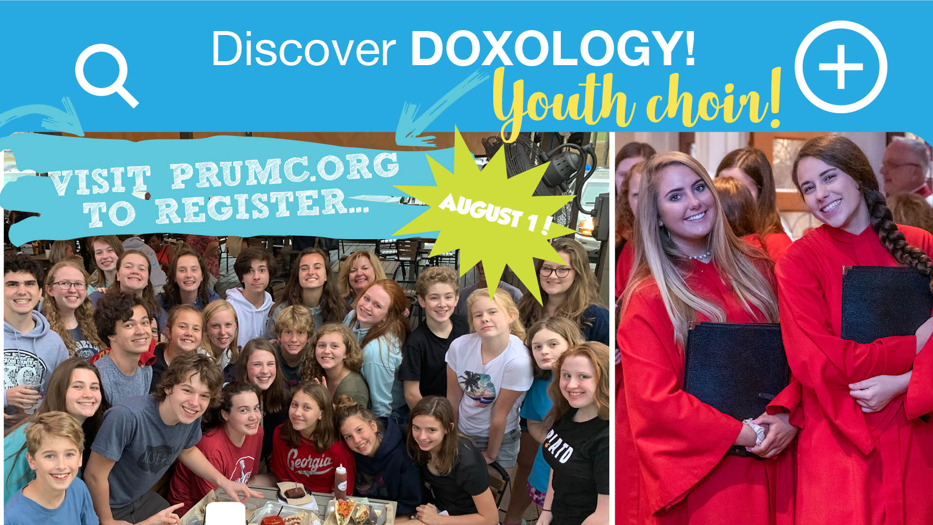Doxology Youth Choir 2021-2022